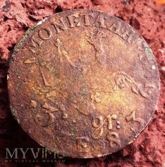 Duże zdjęcie 3 grosze 1783