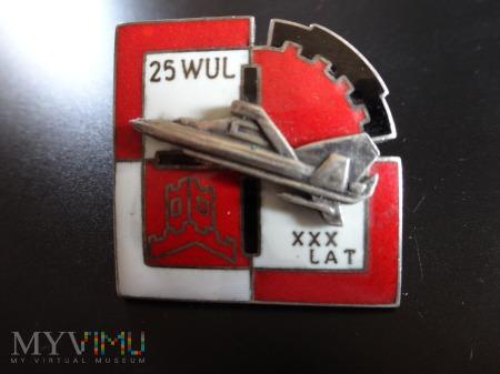 Numerowana 25 Warsztaty Uzbrojenia Lotnicz - Ag925