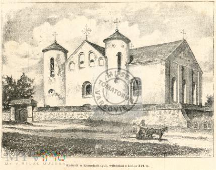 Komeja - kościół