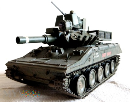 Czołg lekki M551