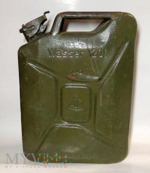 Niemiecki kanister na wodę 20 litrów 1942