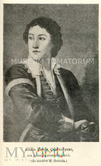 Czartoryski Adam Jerzy