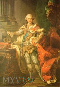 Stanisław August Poniatowski 1792