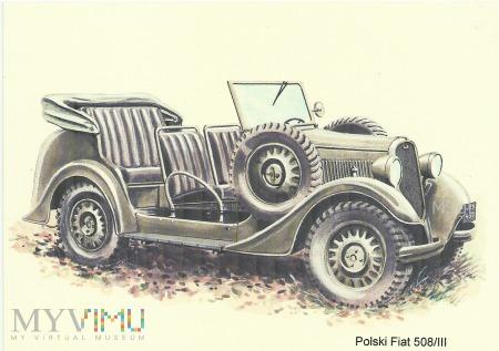 POLSKI FIAT 508/III