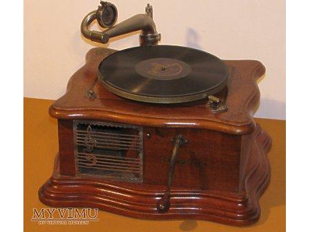 Grammophon Idylla