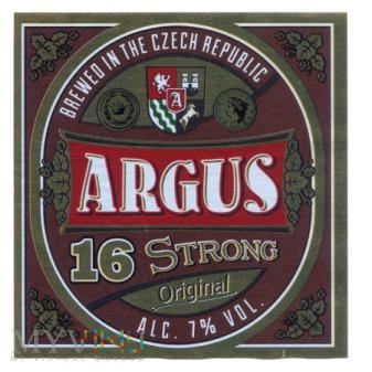 Argus, strong