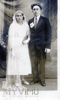 Duże zdjęcie Zdjęcie ślubne - portretowe