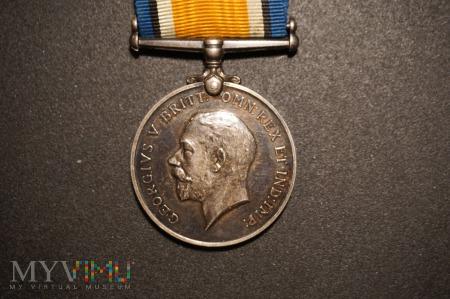 Medal za I wojnę światową, 1914-1918 - Anglia