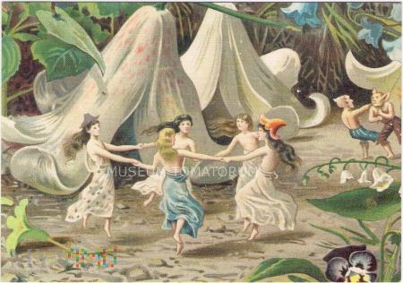 Taniec elfów