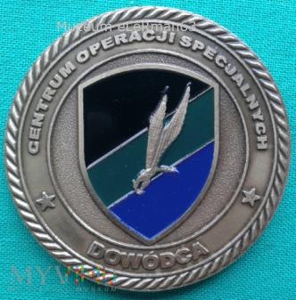 Coin. Centrum Operacji Specjalnych.