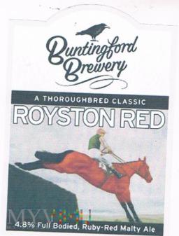 royston red