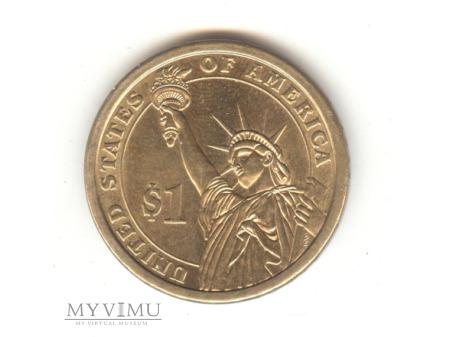 1 DOLAR USA GEORGE WASHINGTON