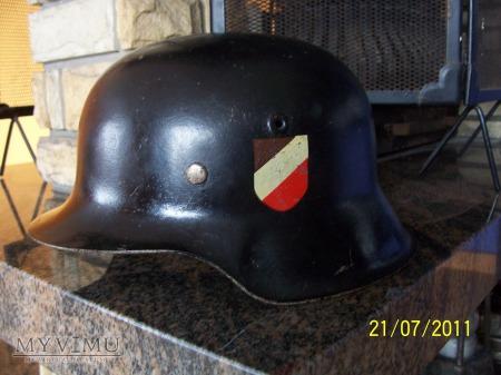 HEŁM NIEMIECKI M 42 - SS TOTENKOPF