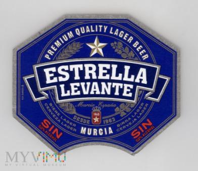 Hiszpania, Estrella Levante