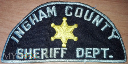 Ingham county sheriff