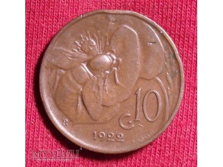 10 centymów