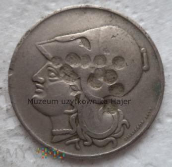 Grecja - 2 drachmy - 1926 rok