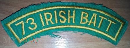 73 Irish Battalion