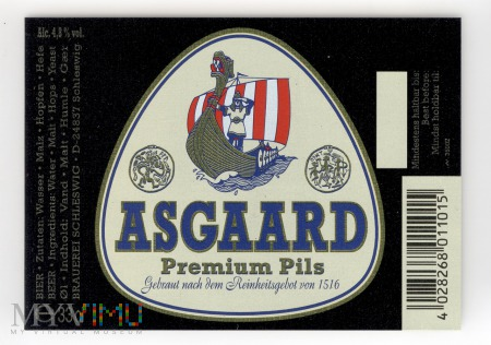 Asgaard Premium Pils