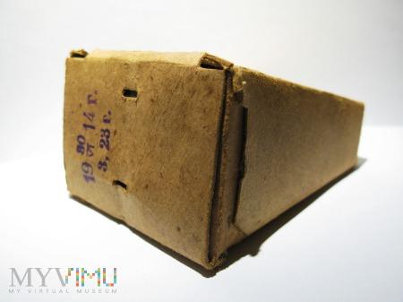 Pudełko amunicyjne Mosin 7,62x54R [19 30/VI 14г]