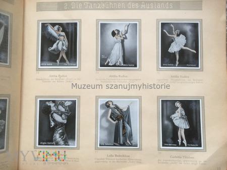 Duże zdjęcie Der Tanzbuchnen der Welt
