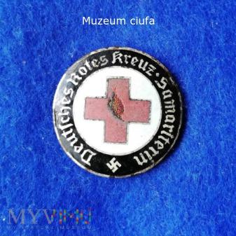 Deutsches Rotes Kreuz-Samariterin