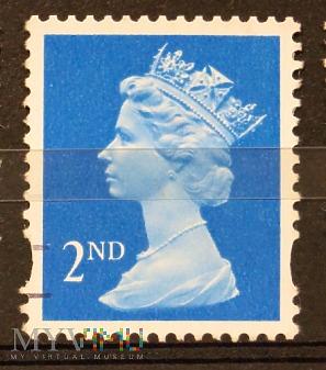 Elżbieta II, GB 1214CS