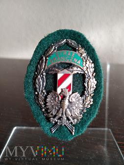 Odznaka Straż Graniczna II RP