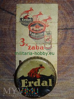 Pasta Erdal Zawiercie z reklamą