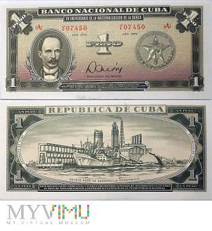 Duże zdjęcie 1 Peso, 1975