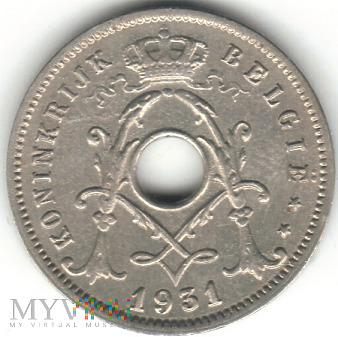 5 CENTIMES 1931 BELGIE
