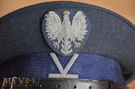 Czapka sierżanta sztabowego SW 75r.