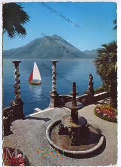 Lago di Como - Varenna - Villa Monastero - 1967