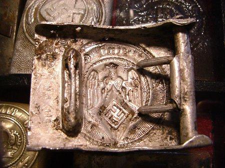 Klamra HJ aluminum