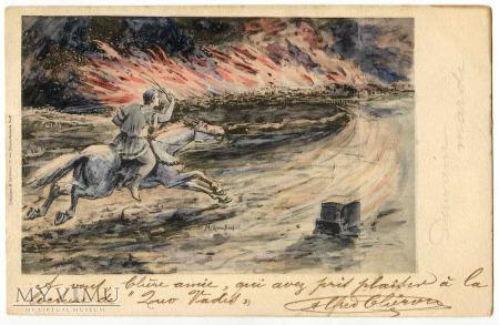 Quo Vadis - Pożar Rzymu - Lambert