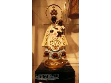 Duże zdjęcie Czarna Madonna z Chipiona