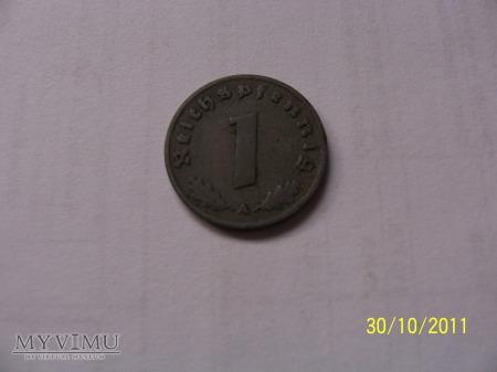 1 REICHSPFENNIG 1942 - MENNICA A - Berlin