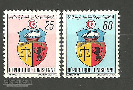 Herb Tunezji