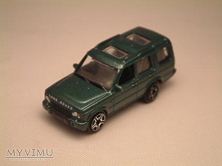 Duże zdjęcie Land Rover Discovery II