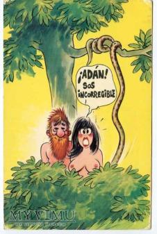 Adam i Ewa niepoważnie