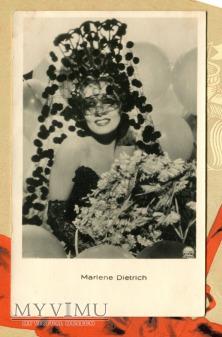 Marlene Dietrich Łotwa Pocztówka Fotobrom Latvia