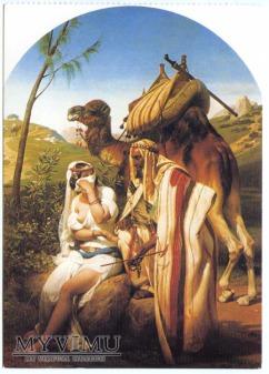 Vernet - Judah i Tamar