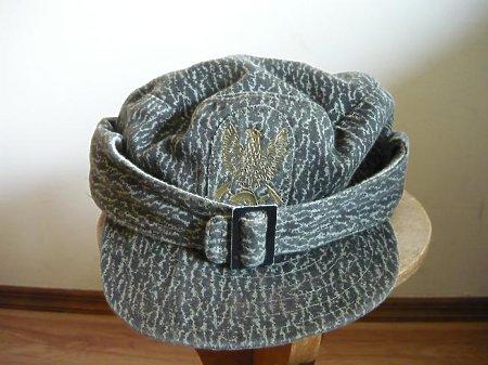 Stara czapka OSP