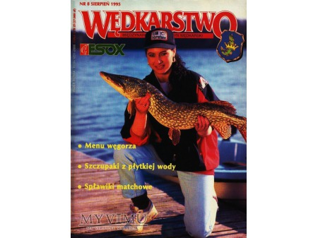 Wędkarstwo (Esox) 7-12'1995 (40-45)