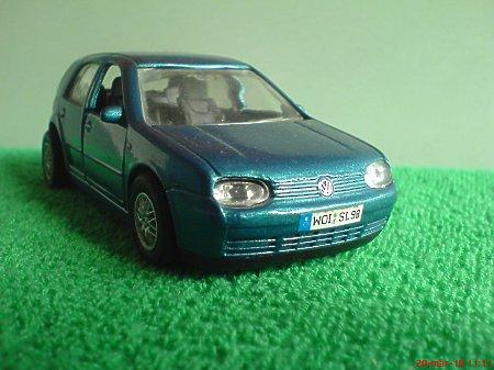 Volkswagen Golf mk4 GTI