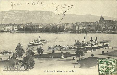 Szwajcaria - Geneve