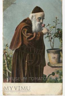 Monk zakonnik - hobby 1