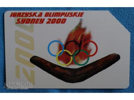 Igrzyska Olimpijskie Sydney 2000 1