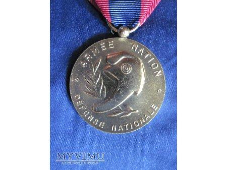 Medailles De La Defense Nationale/złoto