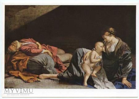 Lomi-Gentileschi - Macierzyństwo sakralne